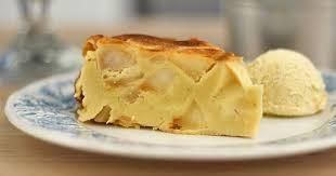 recette cuisine az recette clafoutis aux pommes simple facile rapide