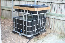 backyard aquaponics u2022 view topic lv u0027s ibc system