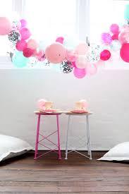 balloon garland diy balloon garland kits pink silver mint born to party