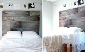 How To Make A Platform Bed With Headboard by 34 Diy Headboard Ideas
