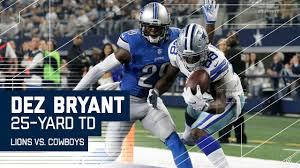 dez bryant makes amazing juggling td catch lions vs cowboys