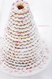 kransekake norwegian christmas cake can u0027t find recipe in