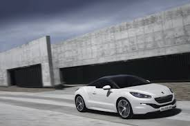 sport car peugeot peugeot releases uk pricing for 2013 rcz sports coupe