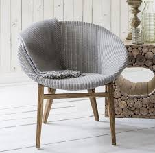 Grey Bedroom Chair by Frank Hudson Lloyd Loom Light Grey Tub Chair House Pinterest