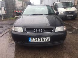 audi a3 full service history next mot due in december in