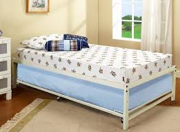 daybed frame with trundle is beneficial for room in the house