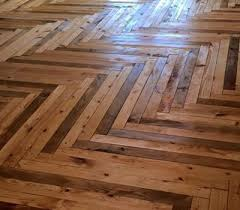 How Do You Polyurethane Hardwood Floors - pallet flooring everything you need to know