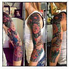 33 best sleeve tattoos images on pinterest tattoo designs
