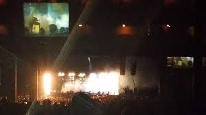 nine inch nails terrible lie first midwest bank ampiheatre