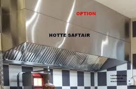 hotte professionnelle cuisine hottes filtres conduits accessoires et extraction fumée harik