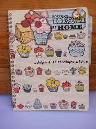 mon cahier de cuisine cahier de cuisine maison image idée