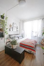 Interior Design Ideas 1 Room Kitchen Flat 5 Ways To Lay Out A Studio Apartment Apartment Therapy