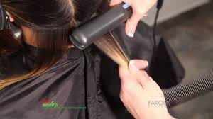 highlighting fine hair chi enviro step by step highlighted porous fine hair youtube