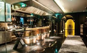 indian restaurant kitchen design open kitchen design with tandoor ovens at maya indian restaurant