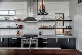 kitchen shelves black bews2017