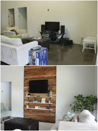 Before And After Living Rooms by Beautiful Living Room Makeover On A Budget Photos Rugoingmyway
