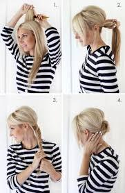 Hochsteckfrisurenen Selber Machen Halblange Haare by Frisuren Zum Selber Machen Mit Anleitung Mittellange Haare Mode