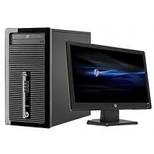 hp ordinateur de bureau ordinateur bureau hp pro 400 i7 amnakoo