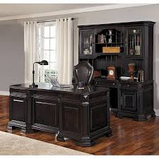 Lexington Home Office Set W Library Desk Samuel Lawrence - Lexington home office furniture