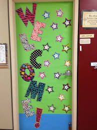 welcome back classroom door teacher stuff pinterest