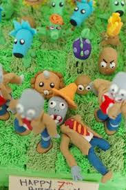 plants vs zombies birthday party google search party ideas