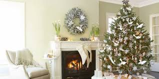 how to decorate tree landscape ghk white