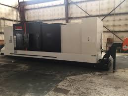 used mazak quick turn nexus 450 iimy cnc multiaxis lathe asi