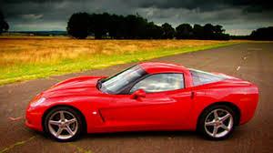 corvette on top gear richard hammond drives the chevy corvette series 4 episode 10