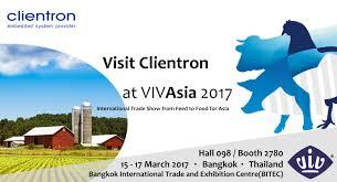 clientron cordially invite you to visit viv asia 2017 news