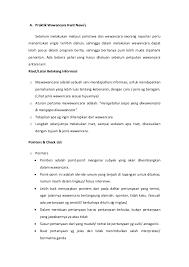 contoh laporan wawancara pedagang bakso instrument wawancara tv dan melakukan wawancara di lapangan