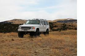 lifted jeep cherokee rentals