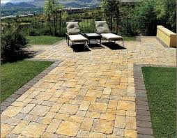 Cost Of A Paver Patio Paver Patio Cost Find Here How To Calculate Paver Installation