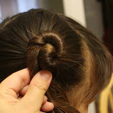 traditional chinese children u0027s hairstyle two buns on the sides