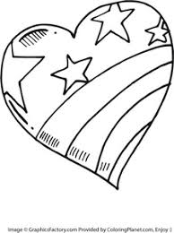 coloring pages american flag free large painted like the american flag coloring page 51