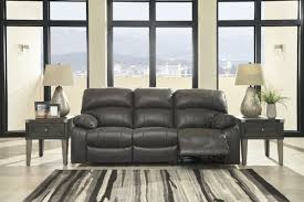 Signature By Ashley Sofa by 5160115 Signature By Ashley Dunwell Pwr Rec Sofa With Adj Headrest