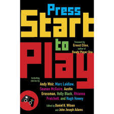 press start to play by daniel h wilson