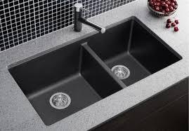 evier de cuisine en granite évier de cuisine sous comptoir precis u1 3 4 évier en granite
