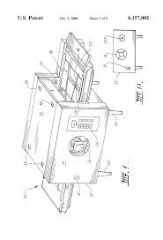 Conveyor Belt Toaster Oven Patent Us6157002 Small Conveyor Toaster Oven Google Patents