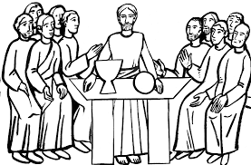 holy thursday coloring pages getcoloringpages com
