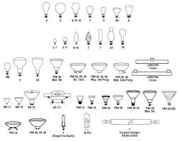 light bulb base types us standard light bulb sizes and shapes and plug bases dconnect plus