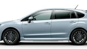 subaru van 2015 subaru reveals impreza sport hybrid for japanese market