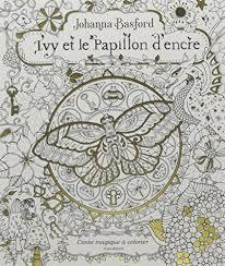 Ivy et le papillon dx27encre Loisirs créatifs von Johanna