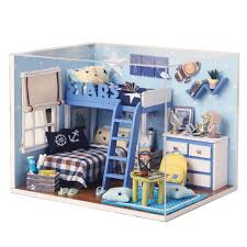 Dolls House Furniture Diy Home Decoration Crafts Diy Doll House Wooden Doll Houses Miniature