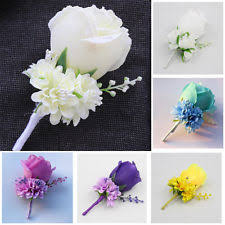 Corsage And Boutonniere For Homecoming Mens Boutonniere Ebay