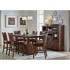 Wolf Furniture Outlet Altoona by Convertible High Low Table With Storage Base By Jofran Wolf And
