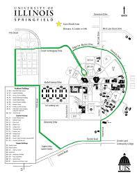 campus walk jog maps u2013 campus recreation university of illinois