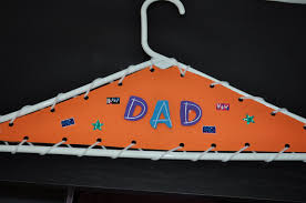 father u0027s day hanger craft kids activities saving money home