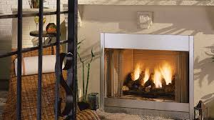 ruby series direct vent gas fireplace insert majestic products
