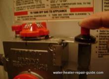Lighting A Pilot Light Water Heater Pilot Light How To Light Yours