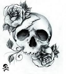 i looooove skulls tattoos tatting and